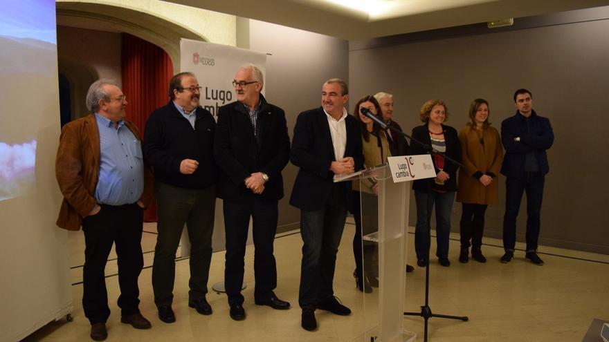 Presentación del proyecto 'Lugo Cambia' en Fitur