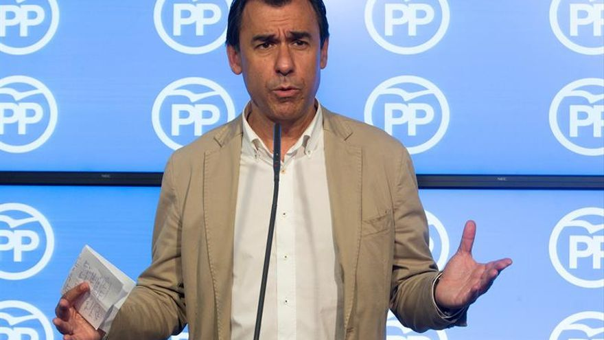 El PP rescata a Maíllo y lo incluye en la dirección del grupo parlamentario