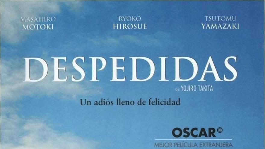 Cartel del filme nipón que se exhibe este jueves en la capital tinerfeña