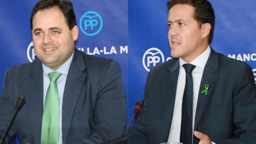Francisco Nuñez y Carlos Velázquez