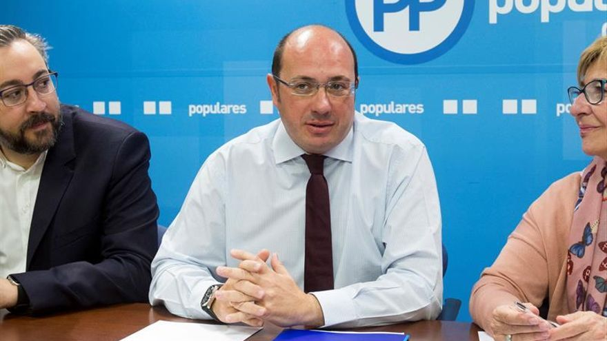 El Gobierno de Murcia niega la existencia de la partida citada en Púnica