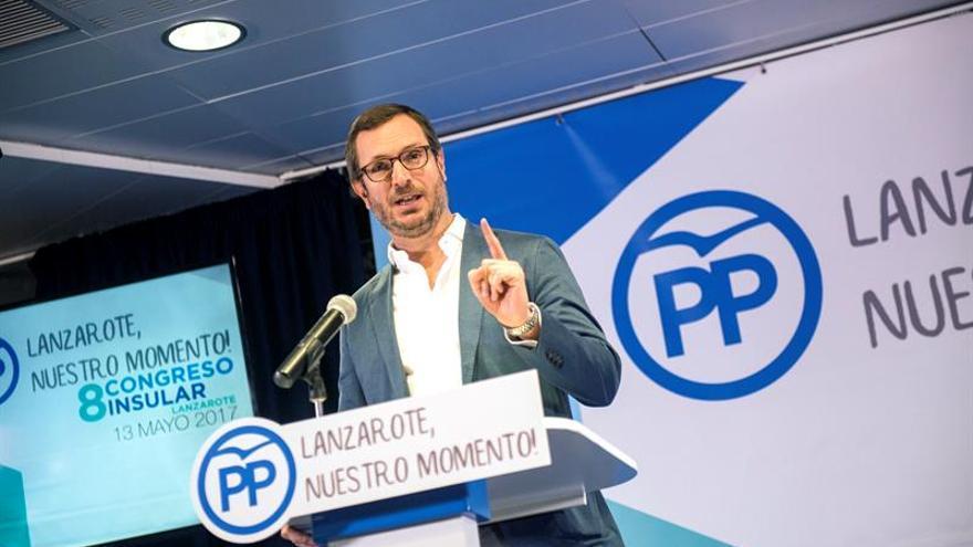 """Maroto avisa contra reformas constitucionales """"fallidas"""" desde el principio"""