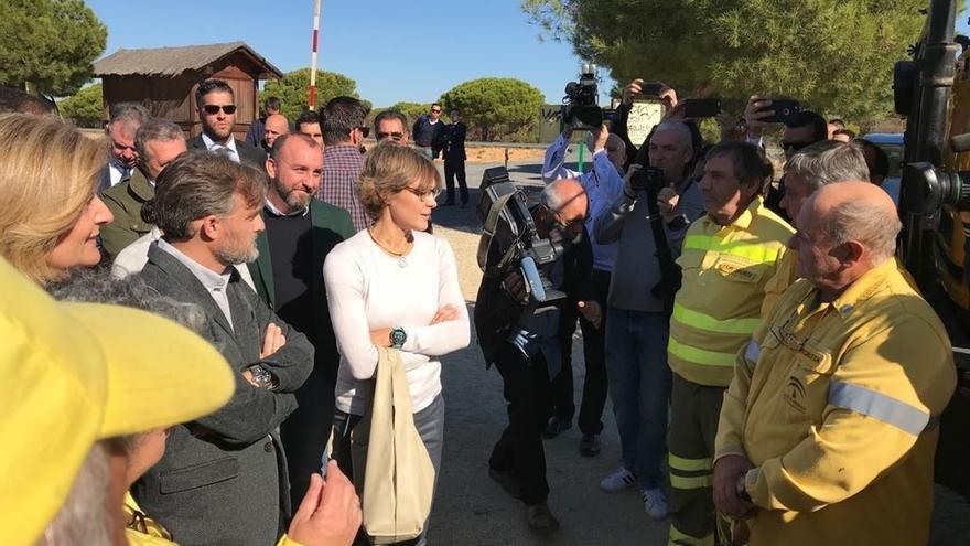 """La Junta aboga por la """"evaluación conjunta"""" del proyecto de gas en Doñana y recuerda a Tejerina sus """"discrepancias"""""""
