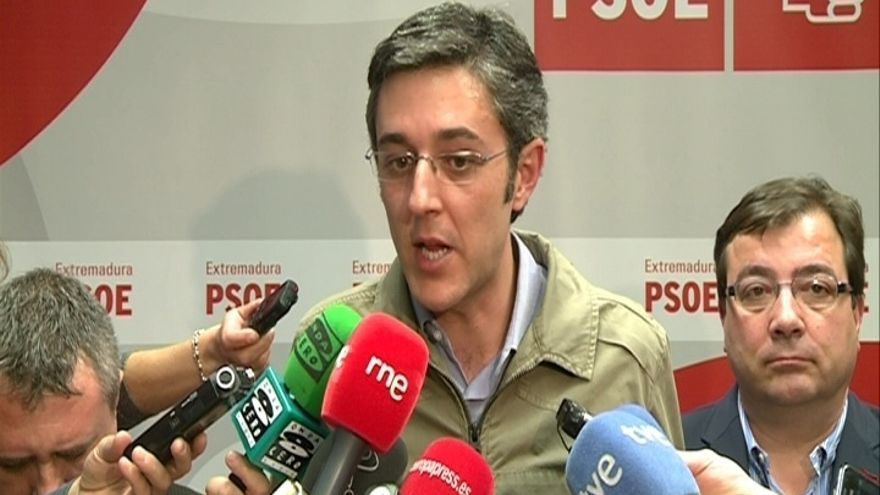 """Madina dice que no le """"extraña"""" que Rajoy no haya acordado un pacto por el empleo con sindicatos"""