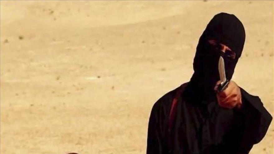 """Identificado el yihadista """"John"""" del EI que asesinó a rehenes occidentales"""