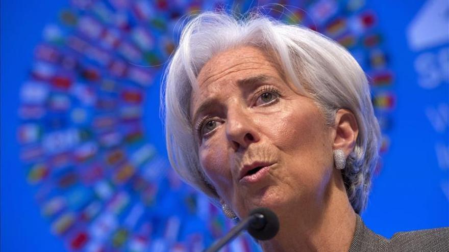 Lagarde advierte de que queda mucho aún para llegar a un acuerdo con Grecia