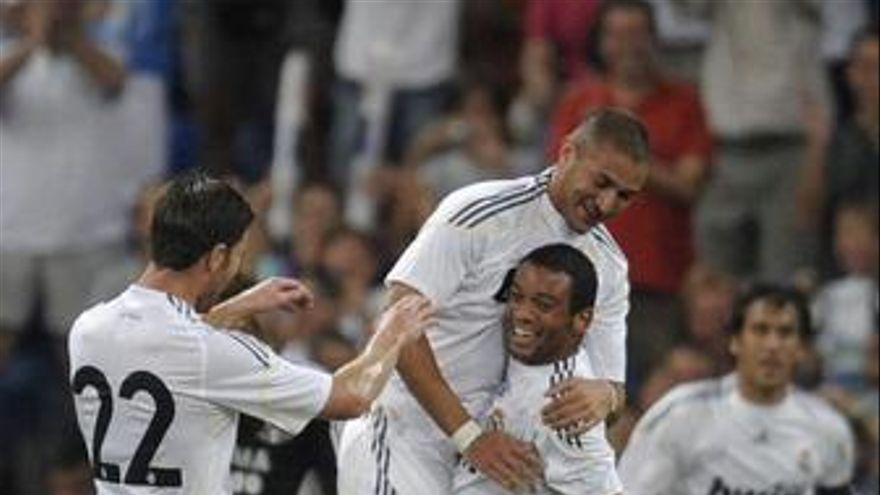 Real Madrid 09