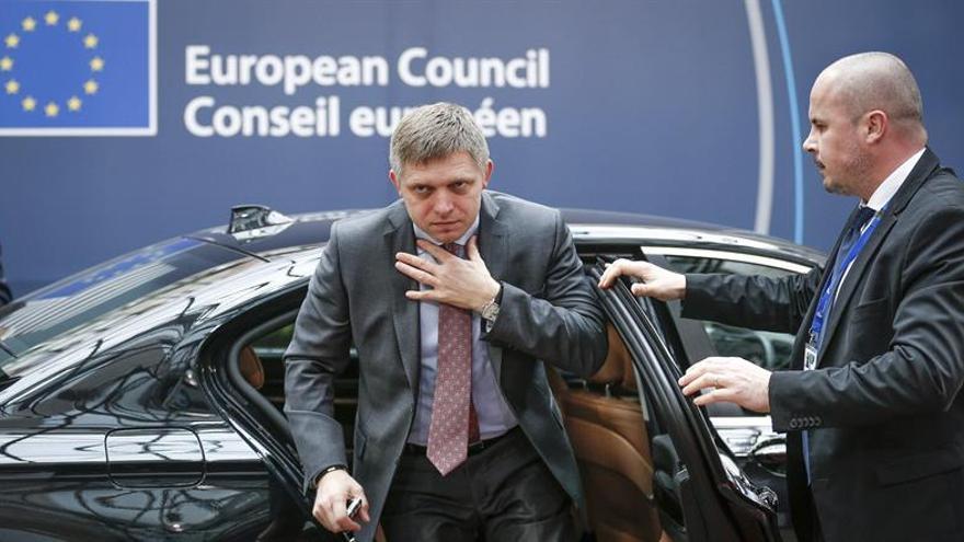 Eslovaquia impulsará la reflexión sobre cambios en la UE durante su presidencia