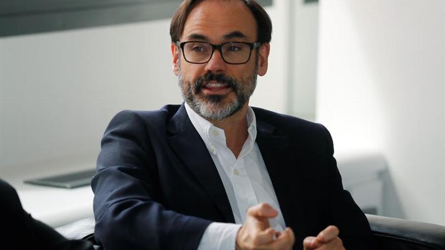 El periodista Fernando Garea en una imagen de archivo.