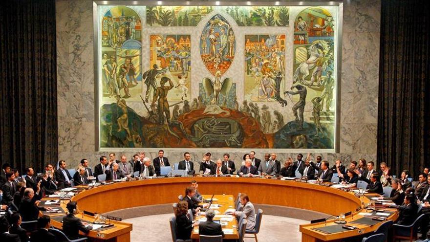 El Consejo de Seguridad respalda gobierno de unidad en Libia y pide apoyarlo