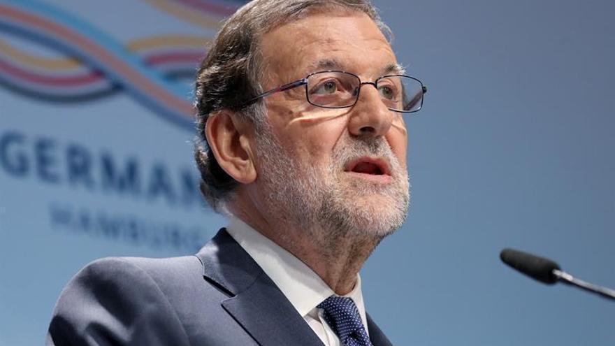 Rajoy pide aprobar techo de gasto tras implicarse en persona en negociaciones