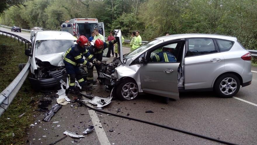 Cantabria es la comunidad con mayor porcentaje de carreteras de riesgo elevado, un 21% de las vías