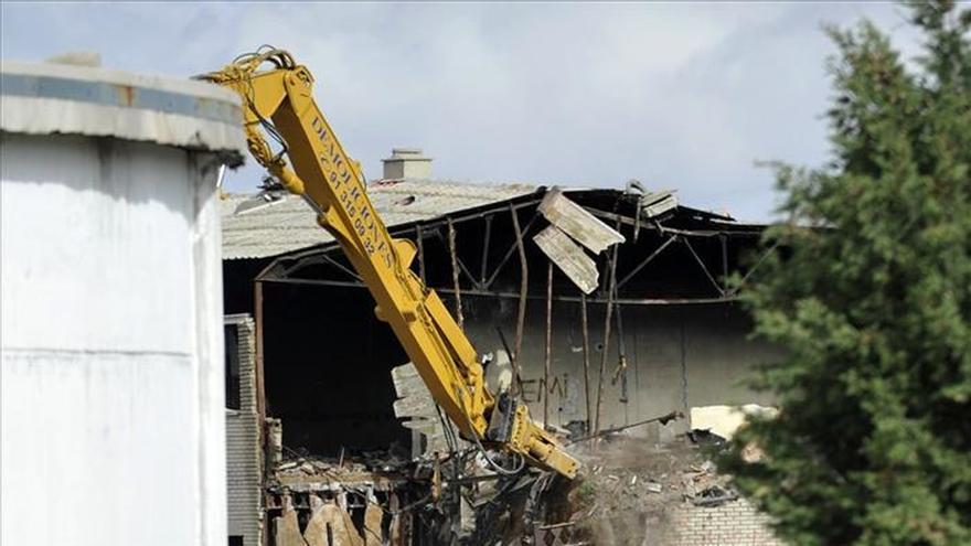 Desalojo pacífico de 47 familias del asentamiento de Olías del Rey (Toledo)