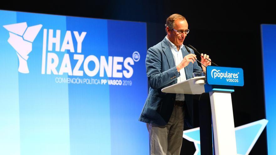 """Alonso tacha de """"absurda"""" la posición de Vox sobre el 'pin parental' y reafirma su apuesta por un PP sensato y moderado"""