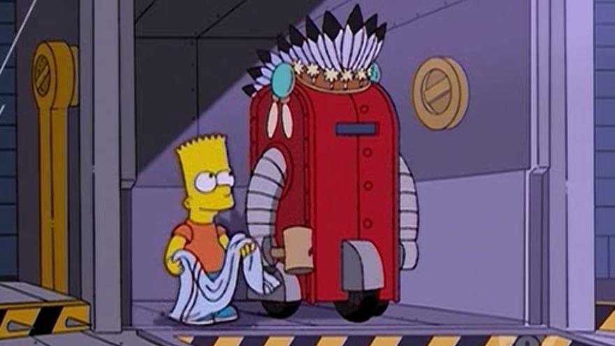 Las batallas de robots en las que participó Homer vuelven al mundo real