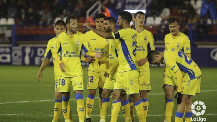 Las bajas siguen castigando a la UD Las Palmas esta temporada.