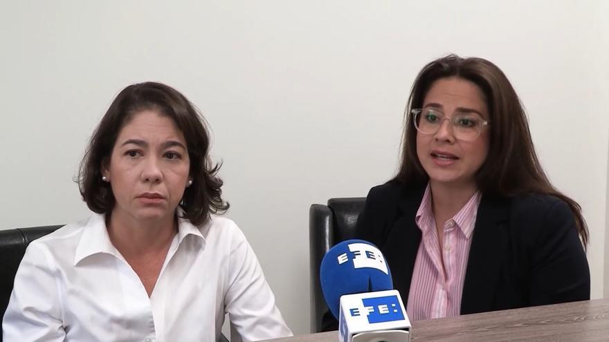 """Esposas de nicaragüenses detenidos piden a EE.UU. actuar por los """"presos políticos"""""""