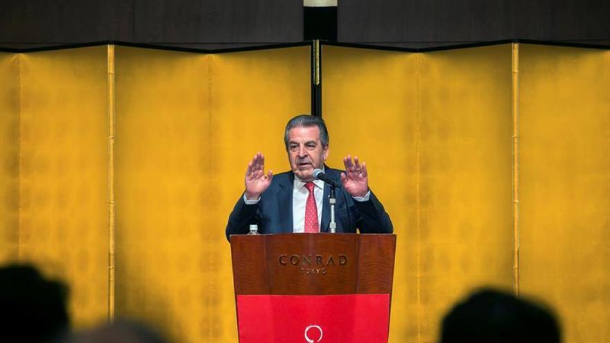 El expresidente Frei destaca que la mayoría de exportaciones de Chile van a Asia