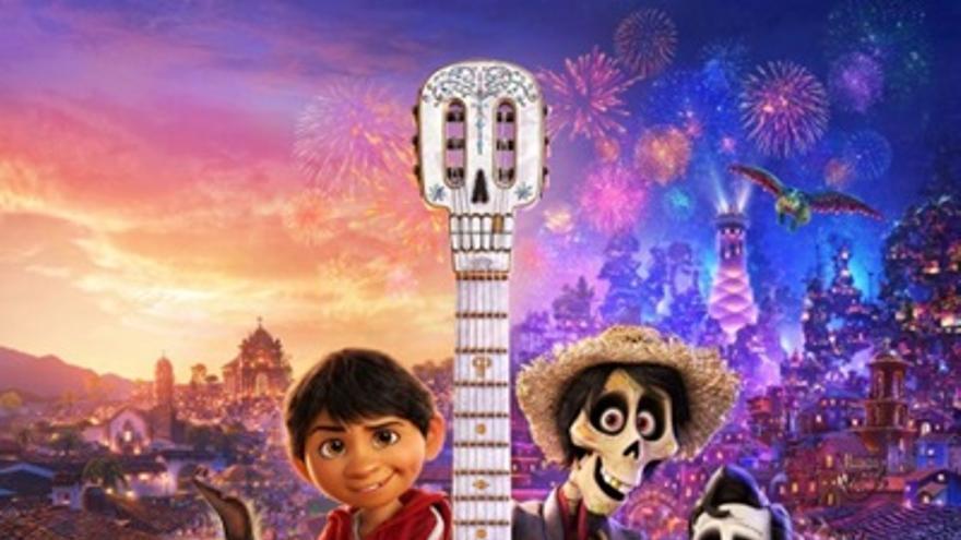 'Coco', de Lee Unkrich y Adrián Molina: soñar en la Tierra de losMuertos