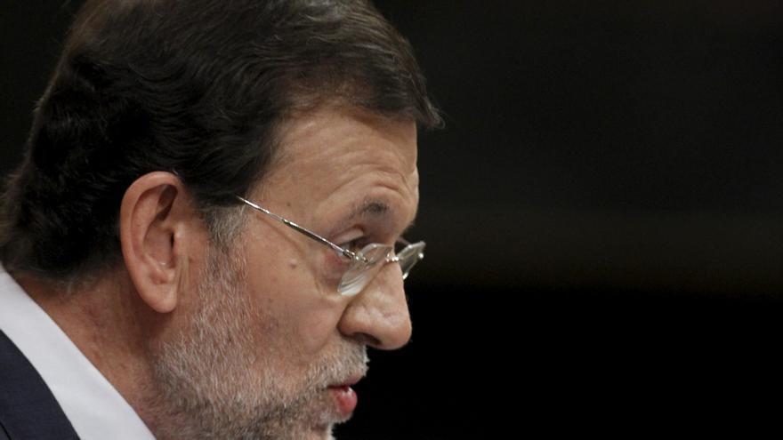 Rajoy garantiza que en todo momento hará cumplir la Constitución y las leyes