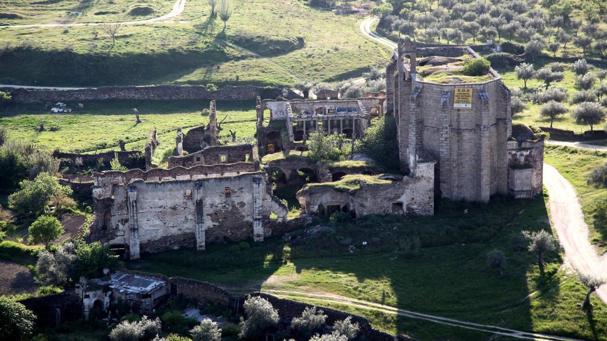 Convento de San Antonio de Padua, Garrovillas (Cáceres)