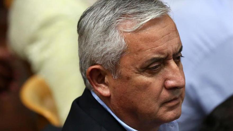 La mayor trama de corrupción lleva a Pérez Molina y Baldetti a otro proceso