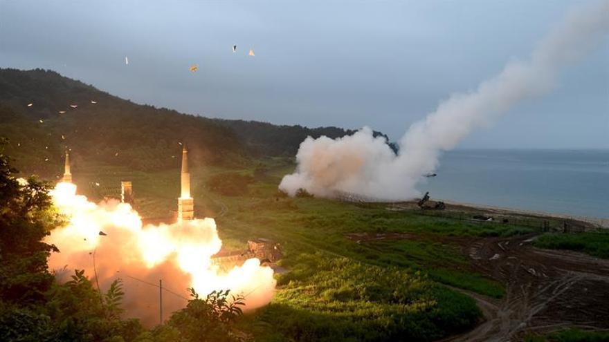 EE.UU. efectúa con éxito una nueva prueba de su escudo antimisiles