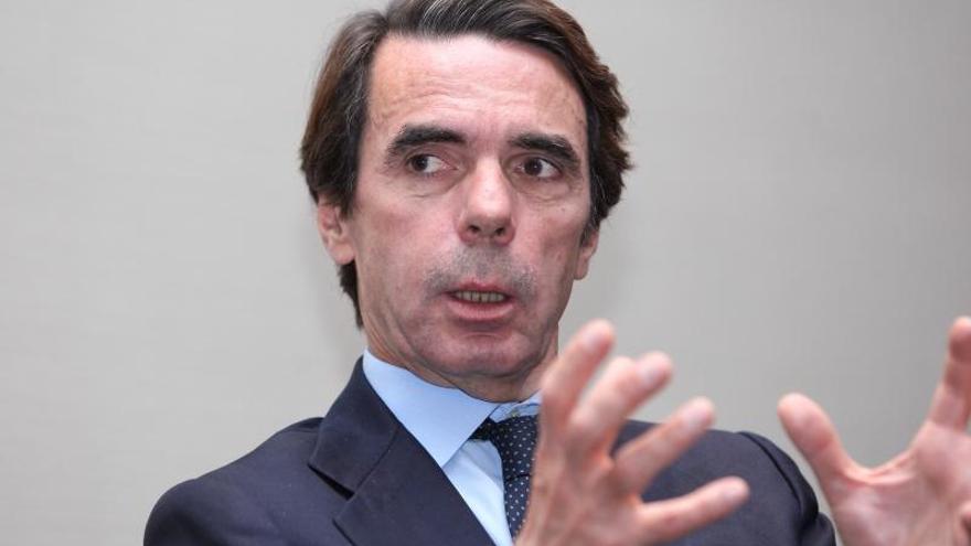 """Aznar dice que México está ante una oportunidad """"muy grande"""" con sus reformas"""