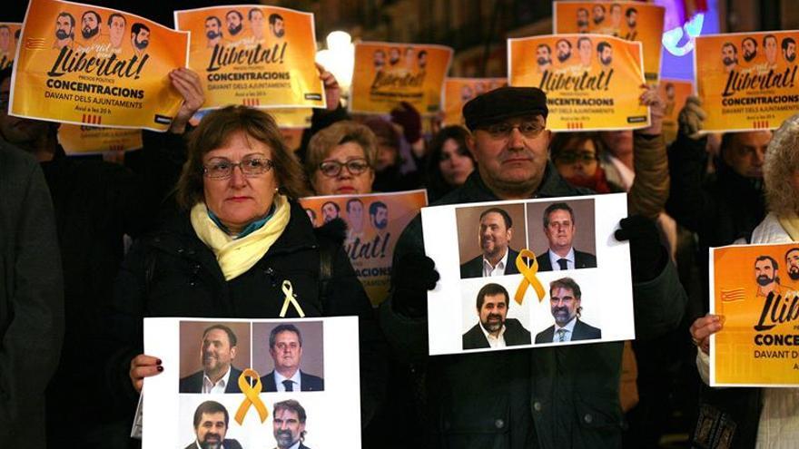 Joaquim Forn y los Jordis declaran a petición propia en el Supremo