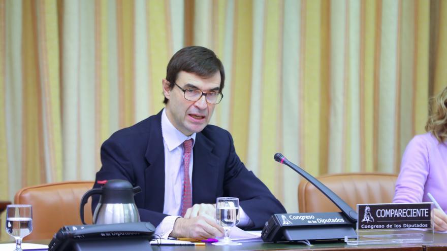 Archivo - El secretario de Estado para la Unión Europea, Juan González-Barba Pera