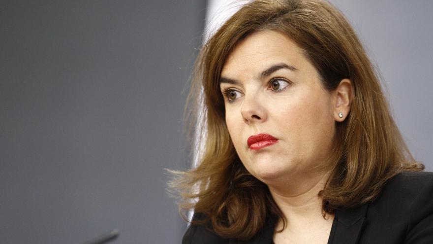 """Santamaría dice que el PSOE deberá decidir sobre Chaves y Griñán """"de acuerdo con lo que reclaman a otros"""""""