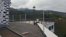 Comienzan las obras de rehabilitación del Mirador de San Bartolo de Puntallana