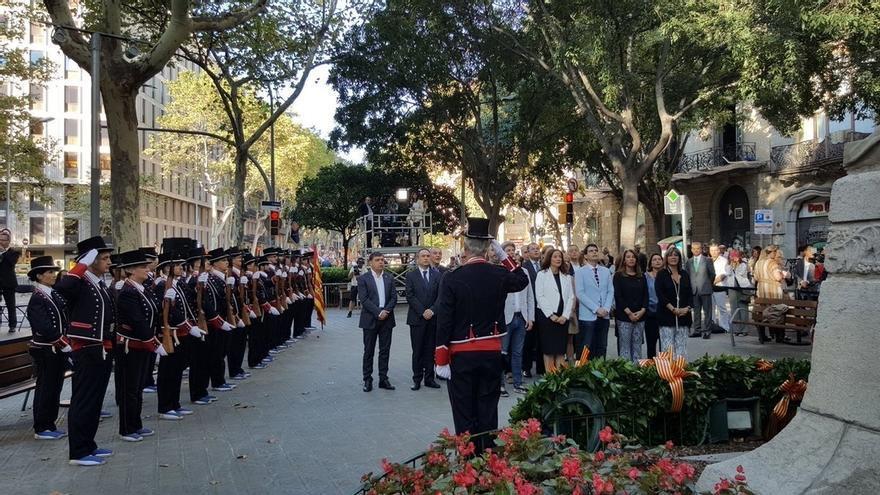 """La alcaldesa de Hospitalet (PSC) a Puigdemont: """"A ver si dejáis tranquilos a los alcaldes"""""""