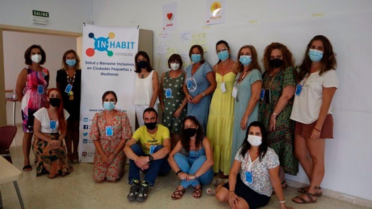 Integrantes del proyecto In-Habit.