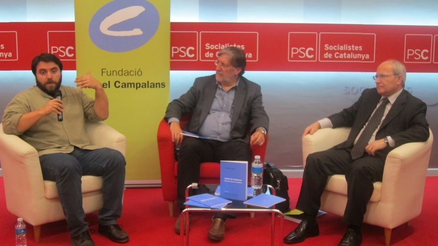 "Pedret (PSC) y Pérez Tapias (PSOE) piden reconocer a España como un Estado ""plurinacional"""