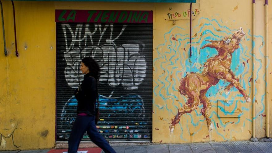 Diego Le Fler: La Tiendina | Proyecto C.A.L.L.E
