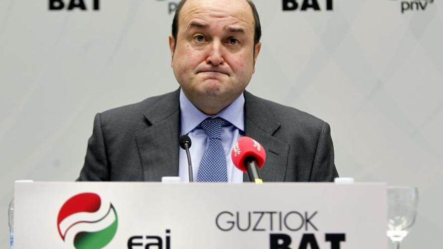 Ortuzar (PNV): Hay gran parte del camino andado para formar coalición con CiU