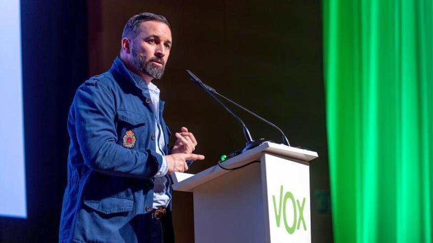 """Abascal: Vox ya ha ganado, no podrán """"meter el genio en la lámpara otra vez"""""""