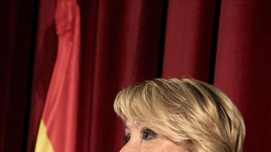 """Aguirre defiende recuperar el patriotismo como """"virtud cívica fundamental"""""""
