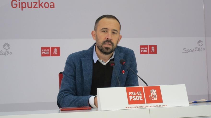 """Itxaso afirma que al PSOE """"no le toca resolver la papeleta del PP"""" y que en el partido el """"no"""" a Rajoy es """"compartido"""""""
