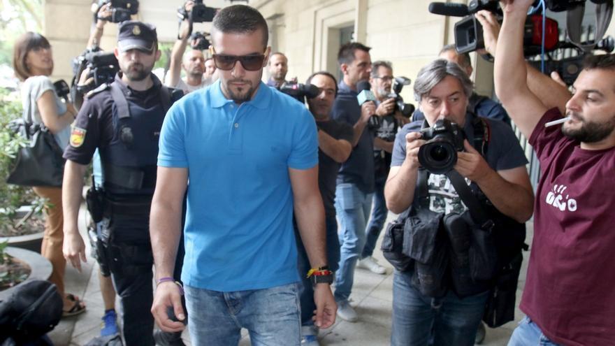Ángel Boza se acoge a su derecho a no declarar ante la Policía y su arresto es comunicado a la Audiencia de Navarra