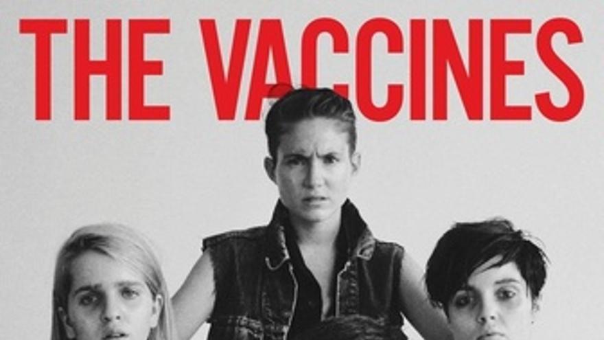 Portada del nuevo disco de The Vaccines