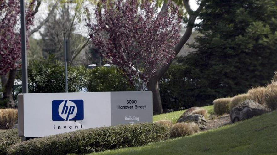 El grupo Hewlett Packard hace su debut bursátil tras su división