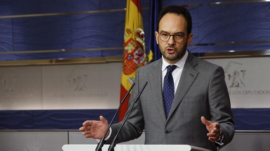 El PSOE apoya al PNV sobre ley del TC porque supone volver al texto anterior