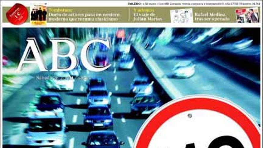 De las portadas del día (26/02/2011) #1