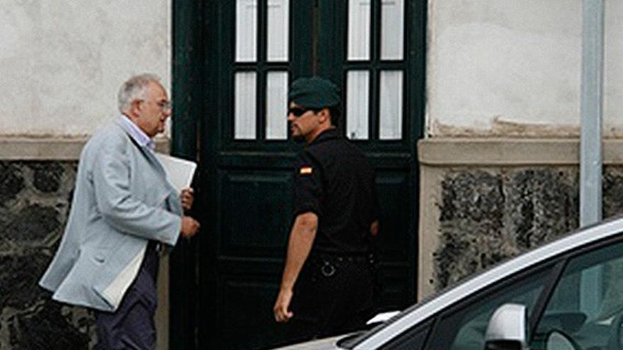 El abogado Felipe Fernández Camero.