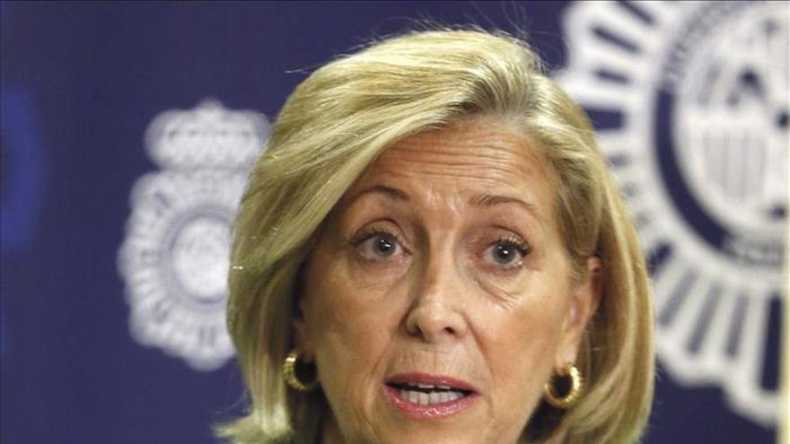 La delegada del Gobierno lamenta el caso de violencia de género en Villaviciosa