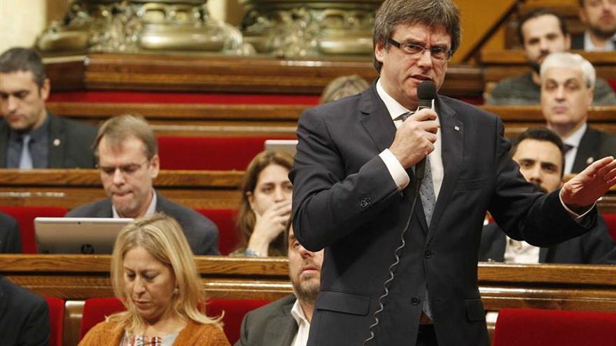 Puigdemont a Rajoy: antes de nueva financiación, pague sus incumplimientos