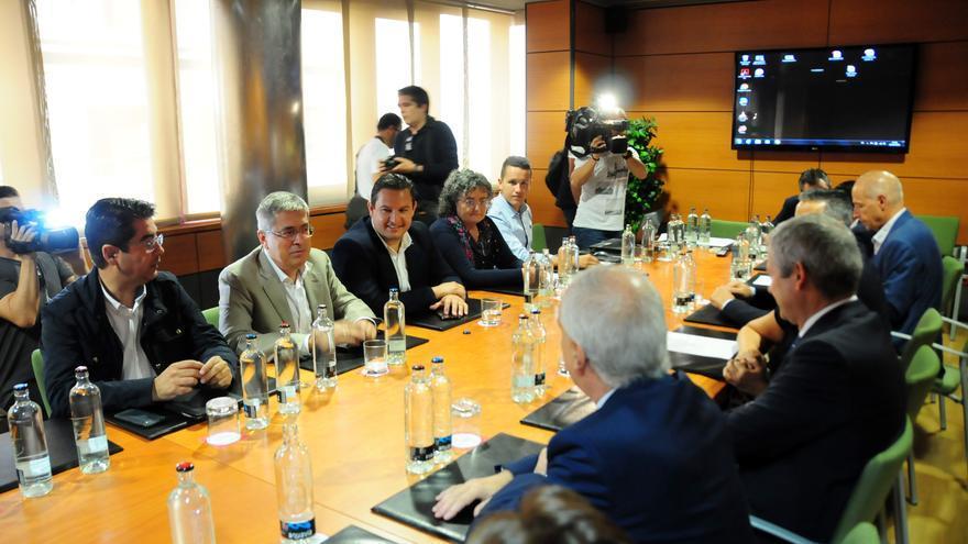 Imagen de la asamblea general de la AMTC en Gran Canaria