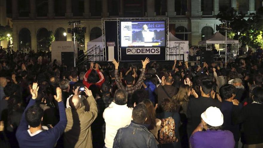 El voto joven está aupando a Podemos y a Ciudadanos, según Metroscopia y GAD3